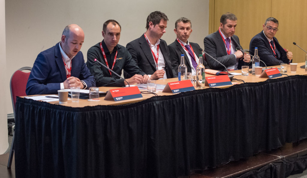 Aberdeen, Scotland, Tuesday 13th June 2017 Day 1 of Topsides UK 2017 Conference at AECC Picture by Michal Wachucik / Abermedia